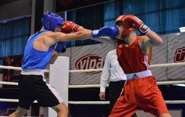Shpend Gafuri pa konkurrencë, tre lufta tre fitore me ndërprerje