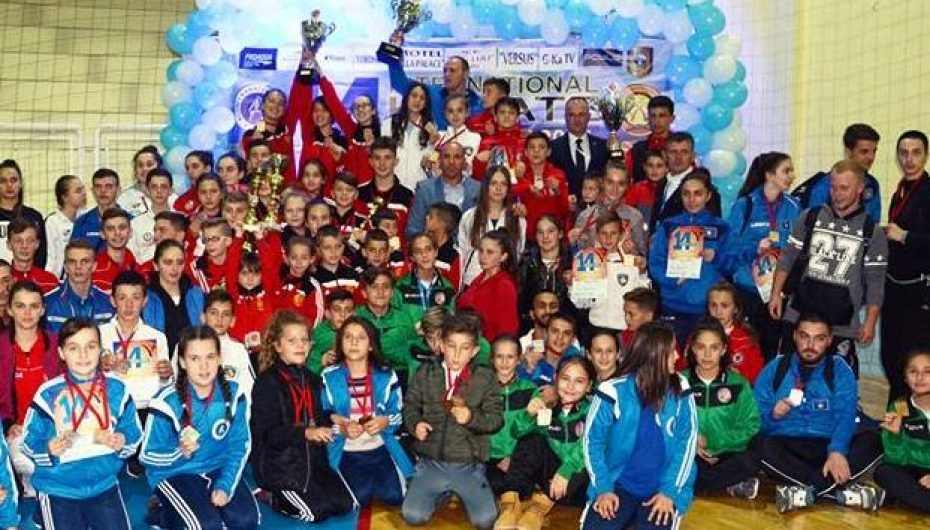 """Përfundoi me sukses edicioni i 14–të """"Struga Open 2017"""""""