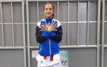 """Kosovarja, Genta Lahi, triumfon në """"Polish Open"""""""