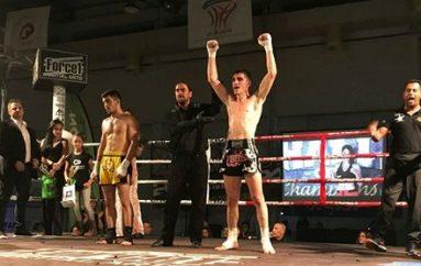 Adrian Suli arrin fitoren e 8 me radhe, tani viktimë e tij Delikostidis