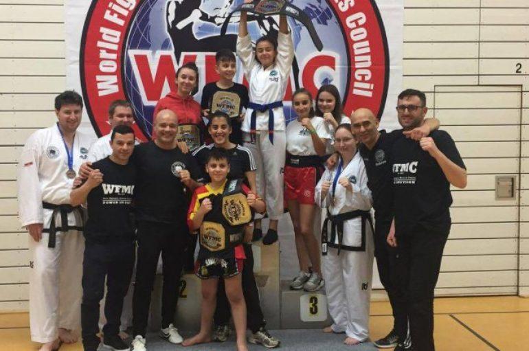 Muhamedi nga Tetova kampion bote në WFMC