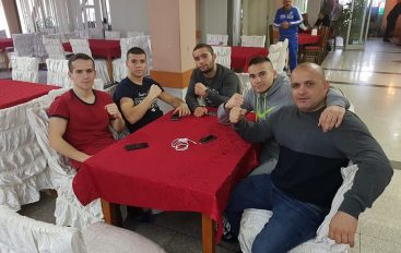 """Boksierët e Maqedonisë përgatiten për turneun """"Adem Jashari"""" dhe """"Gongu i Artë"""""""