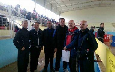Klubi i karatesë Kastrioti kthehet nga Struga me një thes medalje