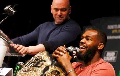 Dana White: Jon Jones sportisti më i talentuar i UFC, e çoi dëm karrierën