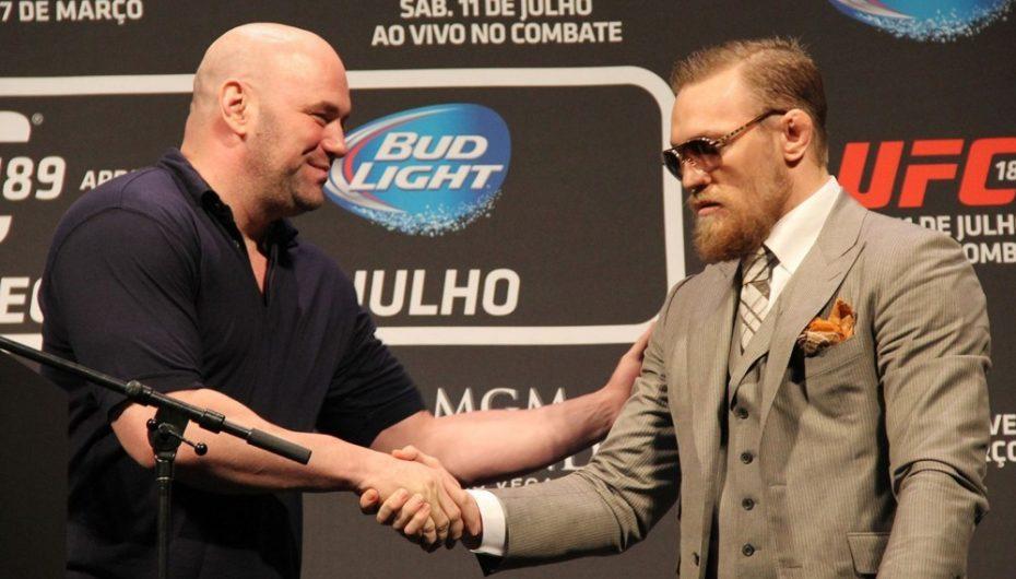 White zgjidh enigmën e McGregor: Sfida e radhës do të jetë në kafaz