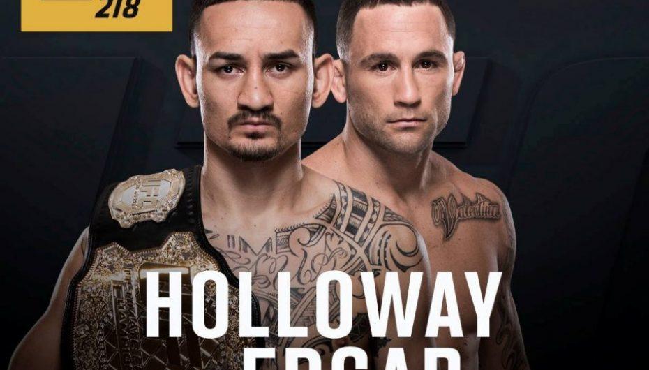 Hollaway mbron titullin ndaj Edgar në UFC 218