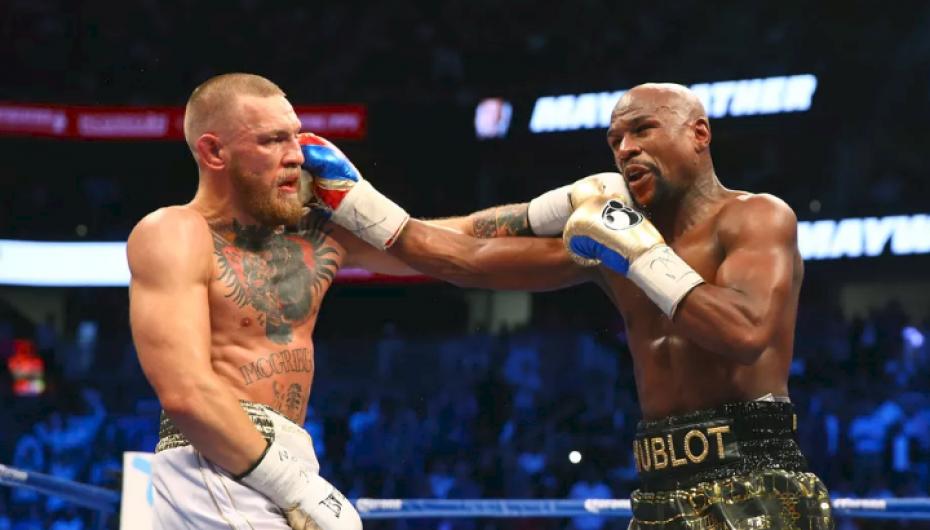 McGregor: E fitoj revanshin me Mayweather, madje e ftoj edhe në kafaz