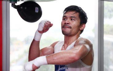 Pacquiao vendos përparësitë: Fillimisht politika, pastaj boksi