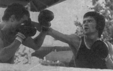 Kur Mehmeti goditi mu në ballë Draganin!