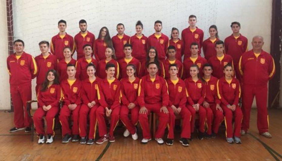 Katër karateistë shqiptar në KB në Tenerife