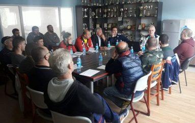 Federata e mundjes së Maqedonisë organizon seminarë për trajnerë