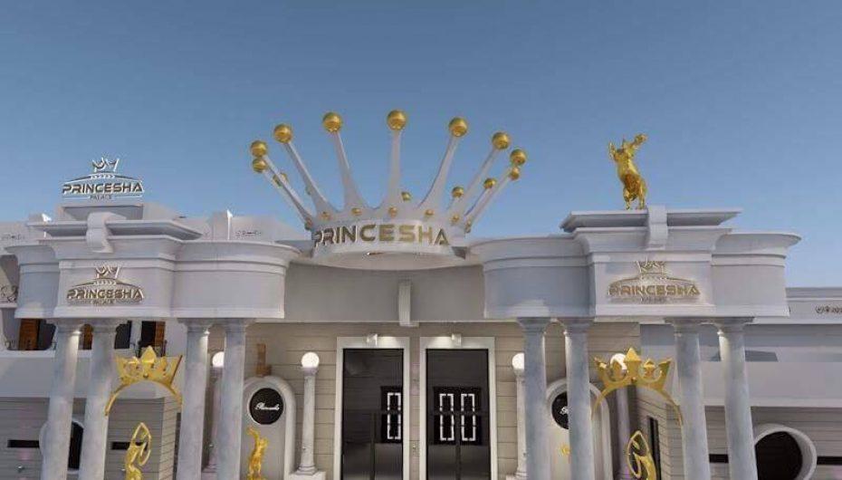 """Matjet zyrtare të ICF në një objekt super luksoz """"Princesha Palace"""""""