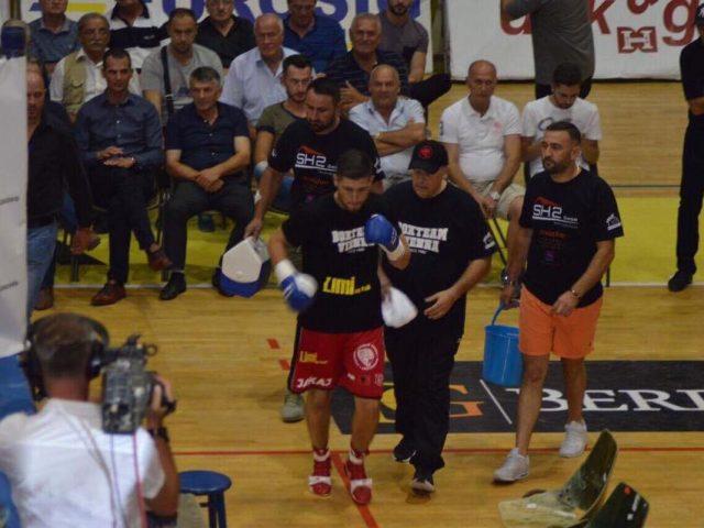 Bernardin Jakaj nesër kërkon fitoren e dytë në boksin profesional
