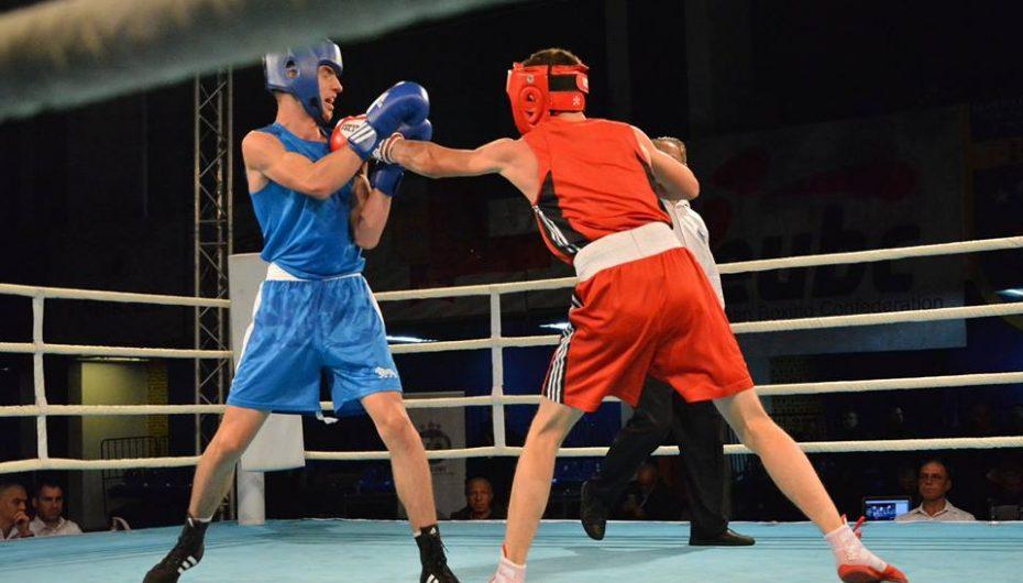 """Dy boksier shqiptar nga Maqedonia në finale të turnut """"Adem Jashari"""""""