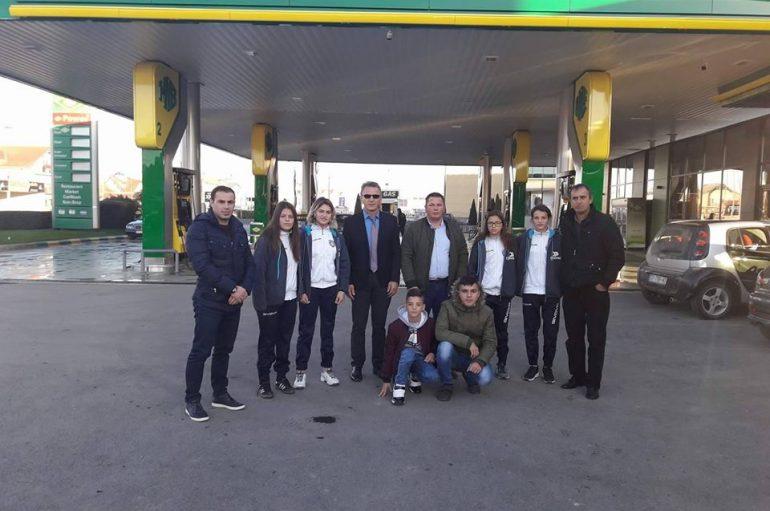 Kosova në kampionatin ballkanik në Slloveni