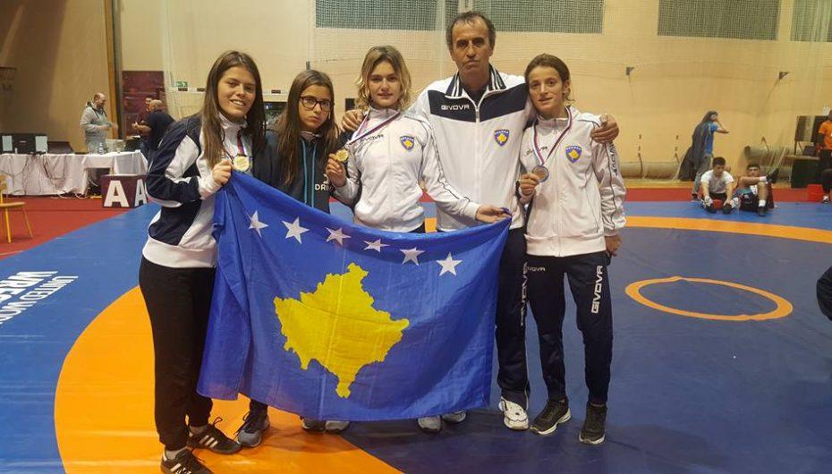 Kosova me rezultat historik, 4 medalje nga kampionati ballkanik