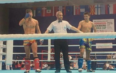 Hadis Ramadani mposhtet në KB nga Sabre Yaroslav