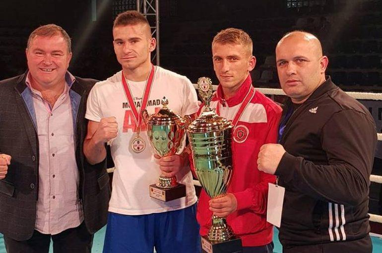 """Zeneli triumfon në turneun """"Adem Jashari"""". Ismaili tekniku më i mirë"""