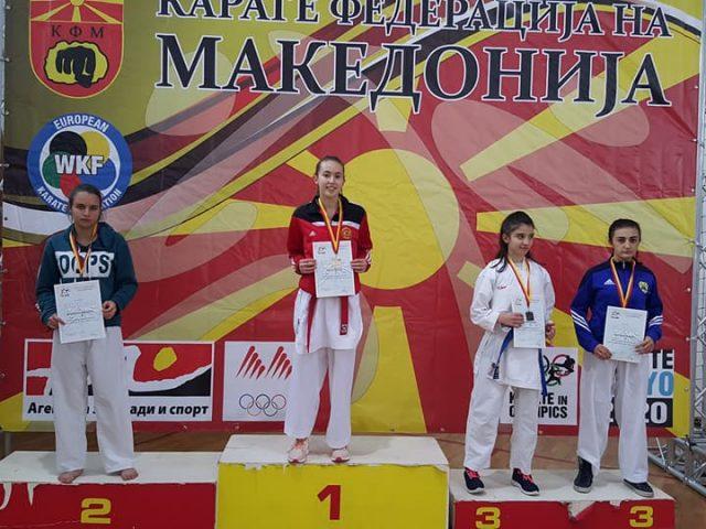 KK Forca me katër garues në ballkanikë  Verona bëhet kampione e Maqedonisë
