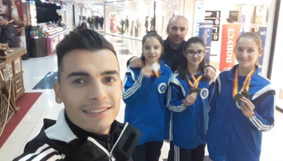 KK Drini ballë lartë edhe nga Kampionati Shtetëror në Karate