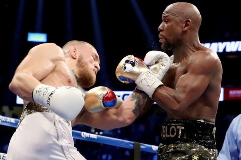 McGregor i bindur: E mund Mayweather në revansh