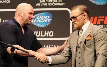 Deklarata befasuese e Dana White: McGregor mund të mos duelojë më