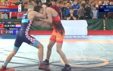 Kampionati Ballkanik i mundjes, dëmtohet Leonardo Frrokaj, Spahiu: Mundësi jashtë rrezikut për jetën