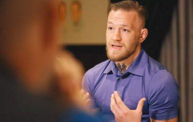 McGregor deklaratë zyrtare pas incidentit në Bellator, ku sulmoi gjyqtarin