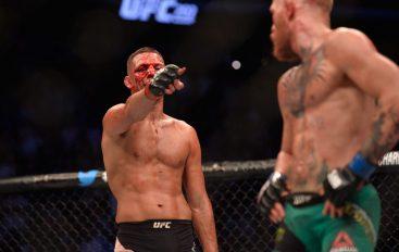 Diaz duke u përgatitur për UFC 219?