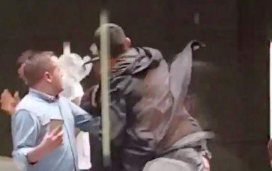 Video / Yjet e UFC sherr në rrugët e Sydney