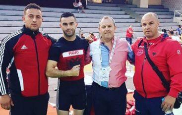 Briken Calja: Stërvitem në Gjeorgji, në Shqipëri askush s`të dëgjon!