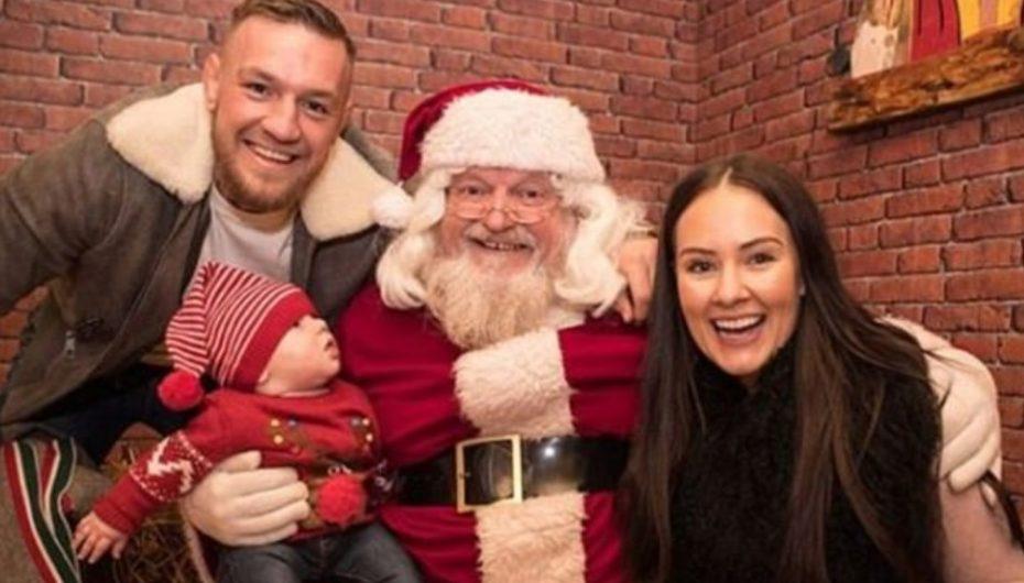 McGregor takon Babagjyshin, ka një kërkesë për Krishtlindje