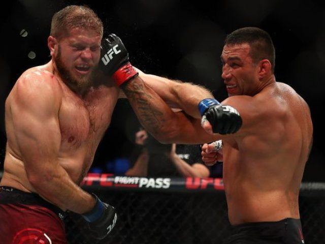 UFC Fight Night 121  Werdum fiton me vendim unanim pas 25 minutash
