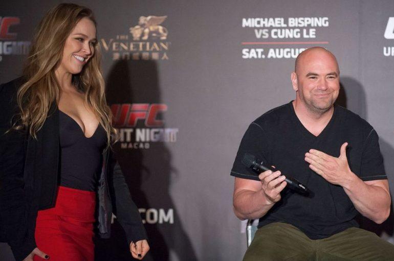 Dana White shpreh dëshirën: Shpresoj që Rousey të rikthehet në kafaz