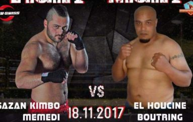 Kimbo nesër ngjitet në ring
