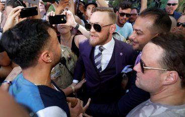 Malignaggi: Marrëveshje me McGregor, sfidë boksi në prill të 2018-ës