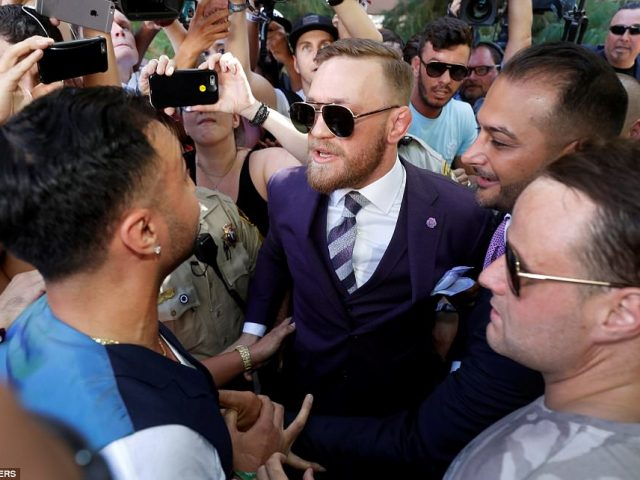 Malignaggi  Marrëveshje me McGregor  sfidë boksi në prill të 2018 ës