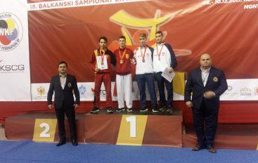 Abdurahim Idrizi e fitoi medaljen e tetë ballkanike