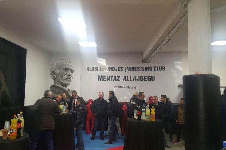 Inaugurohet palestra moderne për mundje në Prishtinë