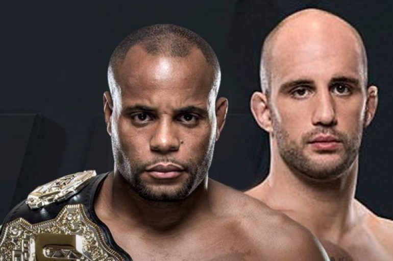 Oezdemir do të sfidojë kampionin Cormier në UFC 220