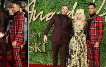 McGregor dhe Hamilton, dy kampionët lënë sportin për modën