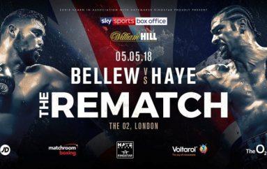 Zyrtare, revanshi Haye-Bellew do të zhvillohet në Londër