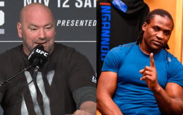 UFC e magjepsur nga Ngannou, konfirmon duelin për titull ndaj Stipe Miocic