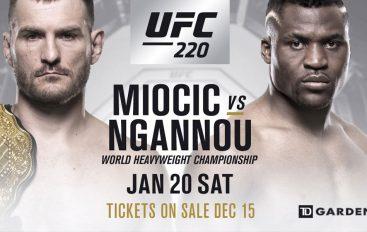 UFC vendos datën e duelit midis dy njerëzve më të rrezikshëm të planetit