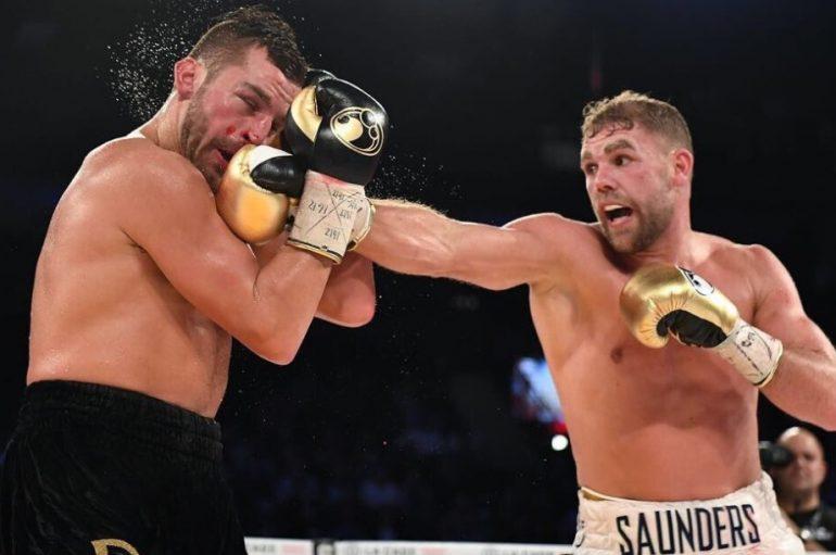 Saunders mbron titullin kampion dhe fton Gennady Golovkin në duel