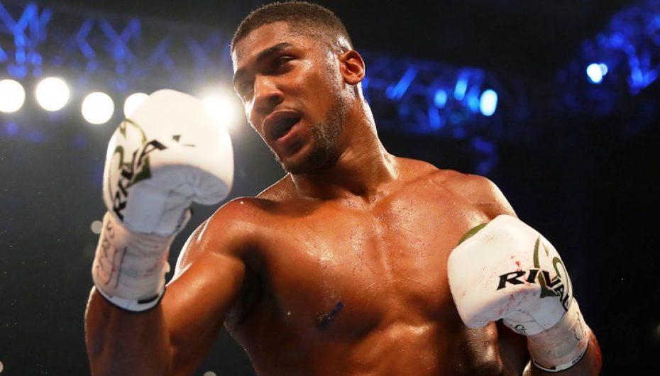"""Joshua fton Fury në duel: Me të do të """"kërcej"""" në ring"""