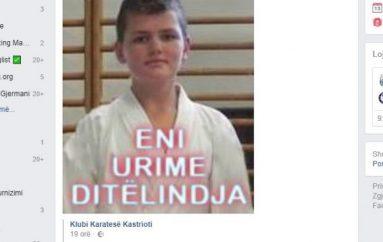 Një nga urimet më prekëse në sportin e Kosovës