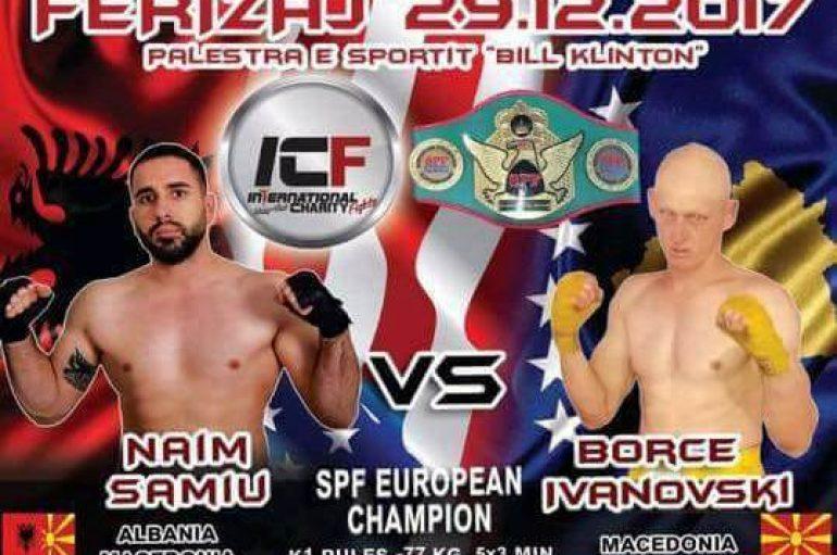Naim Samiu apelon për përkrahje, do të ndeshet në ICF Ferizaj për titull