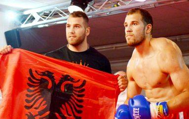 Ish kampioni i Kosovës, Flamur Elezaj një boksier i respektuar në Gjermani