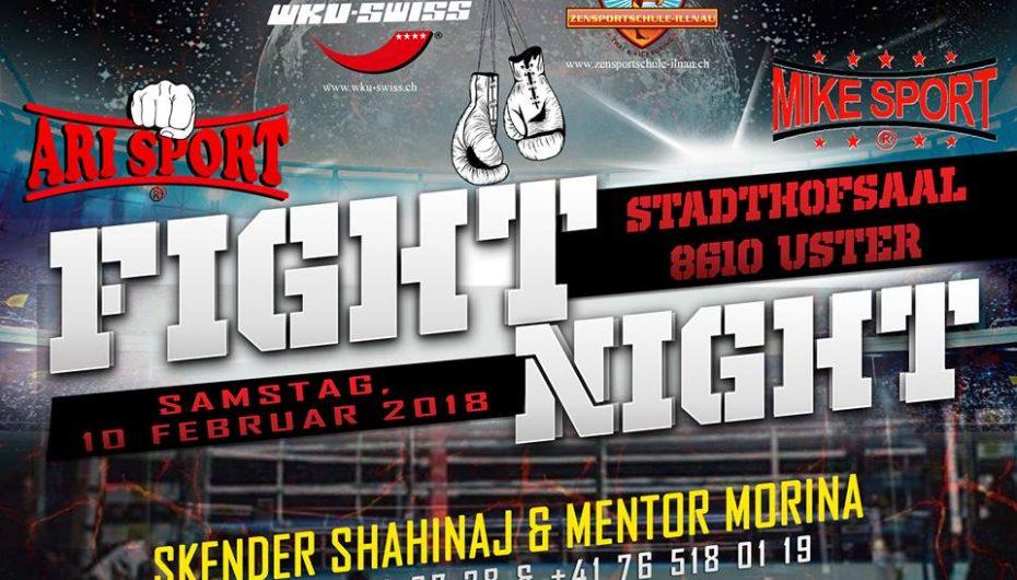 """""""Fight Night"""" me 10 shkurt, sërish spektakël !!!"""